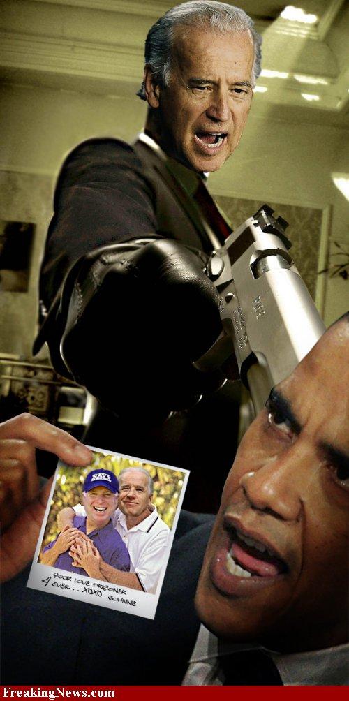 Joe Biden May Be One Of Obama's Worst Enemies!!