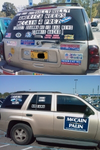 Supporters of McCain Express Their Views