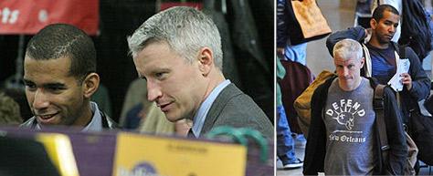 Anderson Cooper & His Boyfriend?