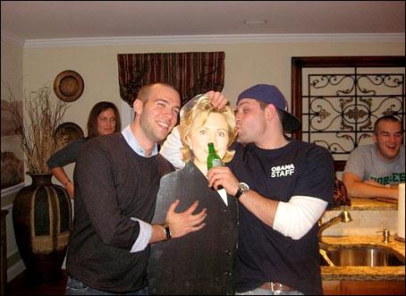 Will Hillary Still Hire Jon Favreau After This?