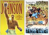 Online Comic Book About Jack Johnson's Life!